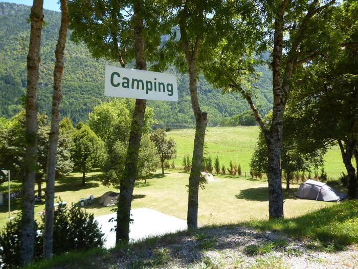 camping municipal ST AGNAN 2*